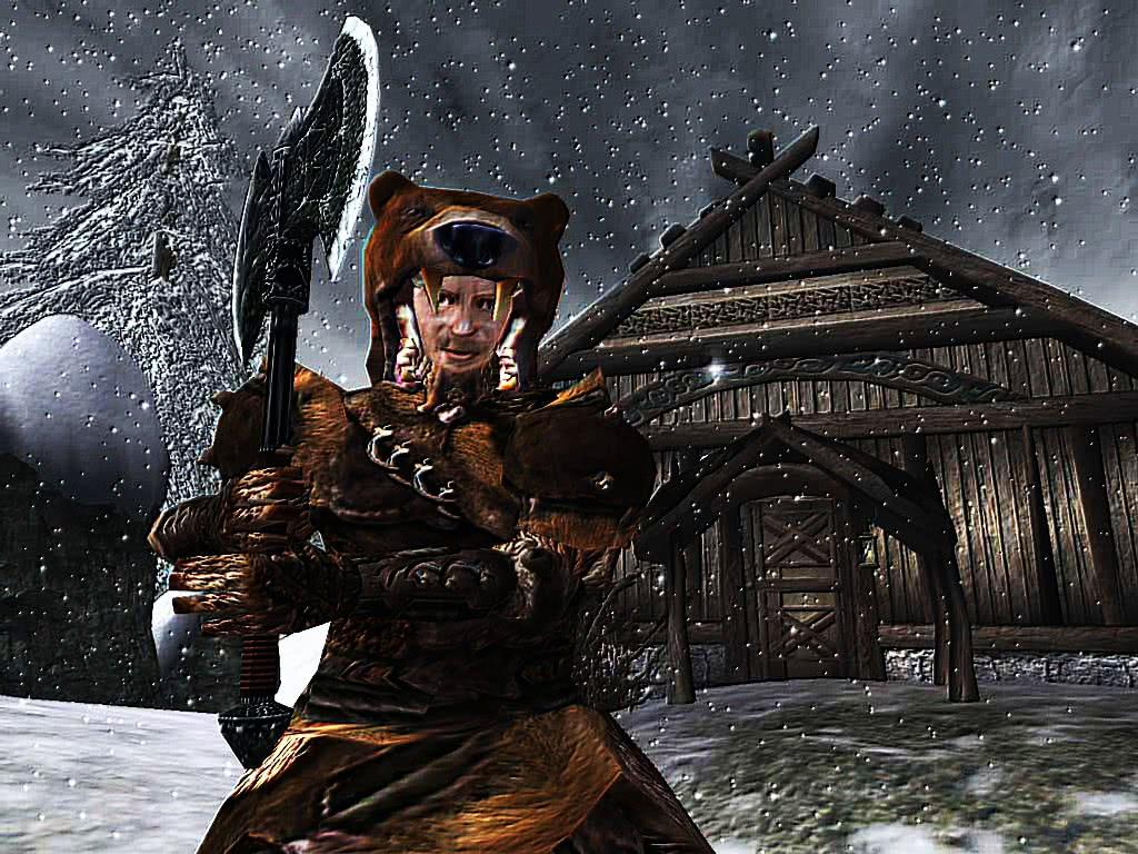 TES 3 Bloodmoon Норд
