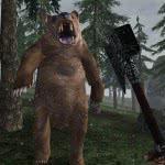Суровый медведь Солстейма