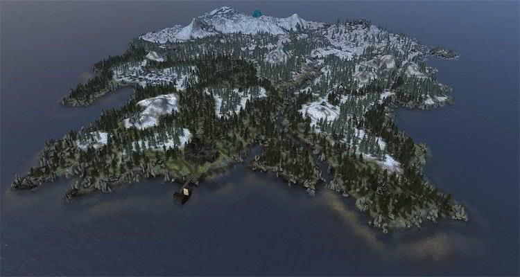 Остров Солстхейм