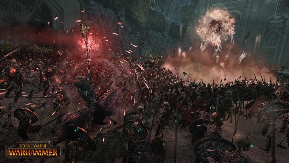 Warhammer скриншоты боевой магии 5