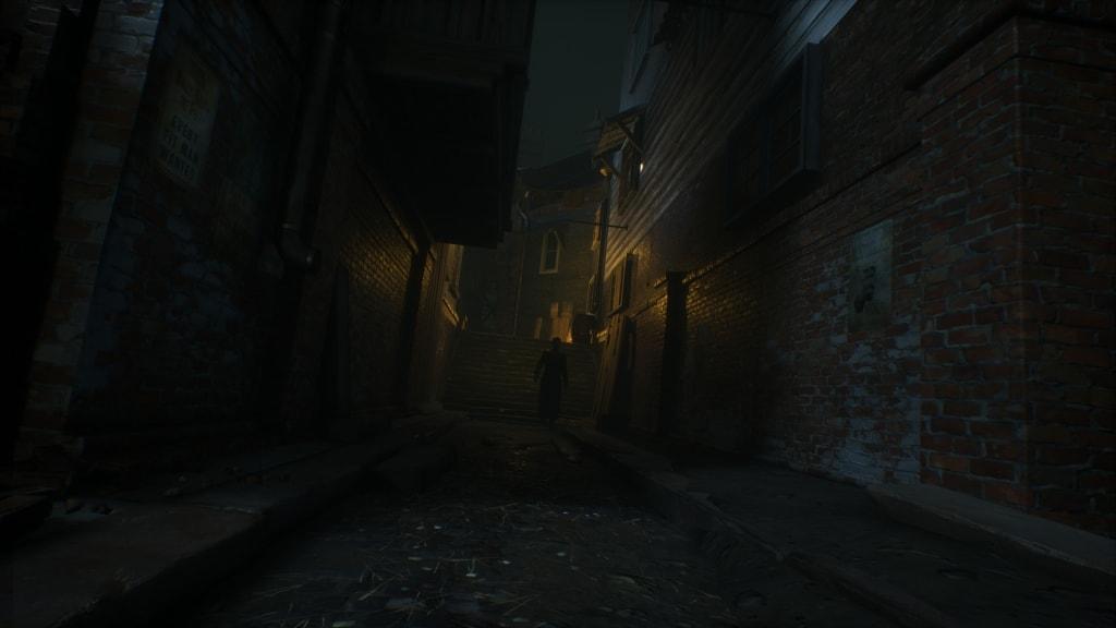 VAMPYR темный переулок