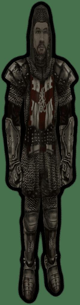 Готика 2 НВ Доспехи Легкий доспех Паладина (Доспехи рыцаря)