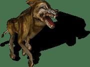 Волк из игры Готика