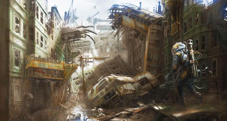 Руины в Fallout 4