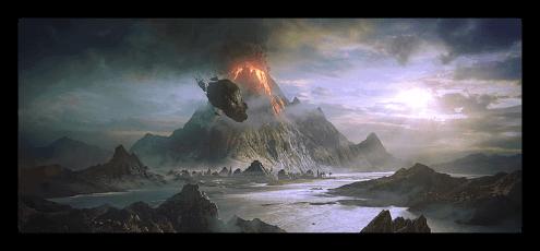 The Elder Scrolls Online: Morrowind Красная Гора