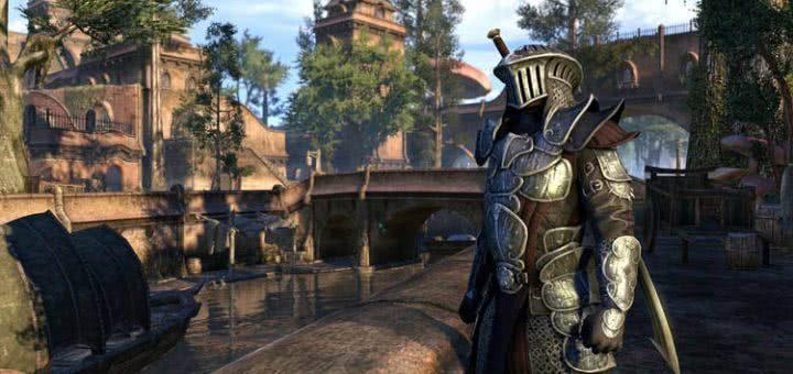 The Elder Scrolls Online: Morrowind - Балмора