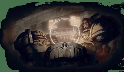 Warhammer 40000 Space Wolf ПК версия