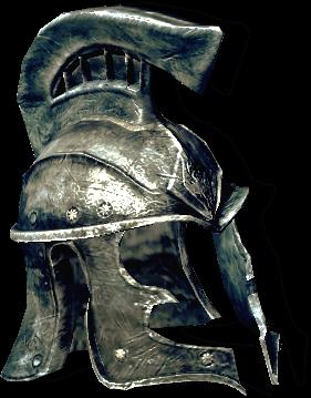 Имперский офицерский шлем. Скайрим