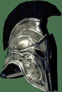 Имперский шлем (закрытый). Скайрим
