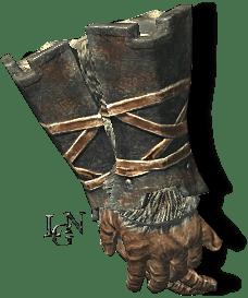 Железные перчатки. Скайрим