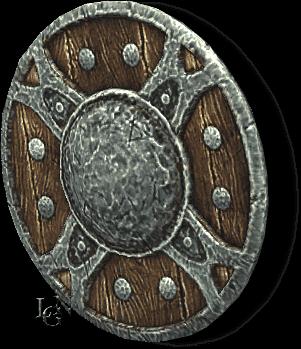 Железный щит. Скайрим