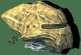 Улучшенный костяной шлем. Скайрим
