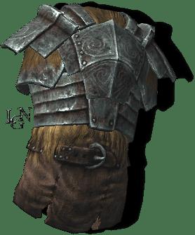 Древняя нордская броня. Скайрим