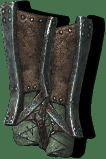 Древние нордские перчатки. Скайрим