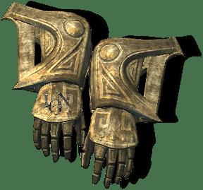 Двемерские перчатки. Скайрим