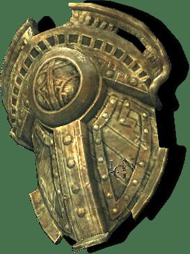 Двемерский щит. Скайрим