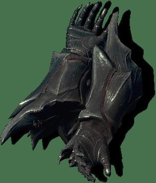 Фалмерские тяжелые (усиленные) перчатки. Скайрим