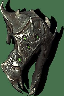 Фалмерский шлем. Скайрим