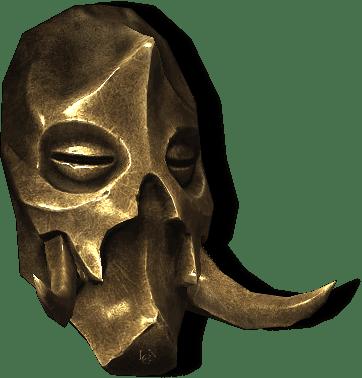 Конарик — Маска драконьих жрецов
