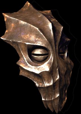 Азидал - Маска драконьего жреца