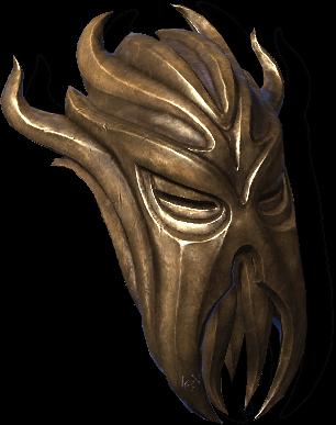 Мирак — Маска драконьего жреца