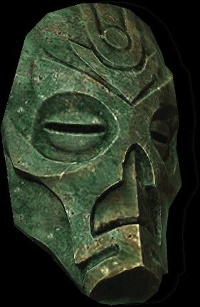 Рагот — Маска драконьего жреца