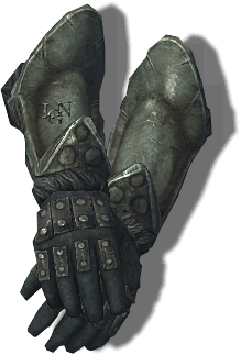 Орочьи перчатки. Скайрим