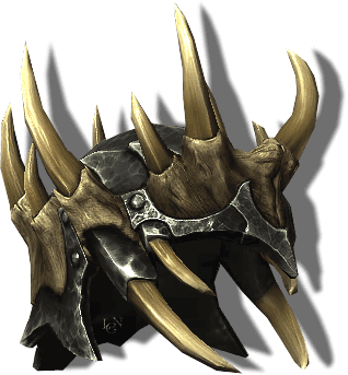 Зубчатая корона. Скайрим