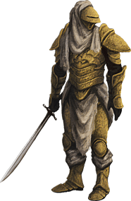 Воин в Костяной броне - Морровинд