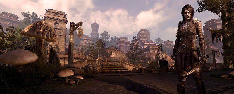 Великие Дома TESO Morrowind