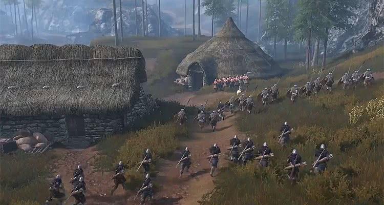 Режим Captain Mode в Mount and Blade 2 Bannerlord