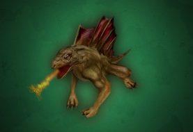 Огненная ящерица