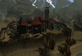 Скриншоты Старого лагеря и Старой шахты