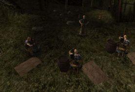 Скриншоты Болотного лагеря