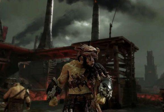 Официальный трейлер истории орков — Middle-earth Shadow of War