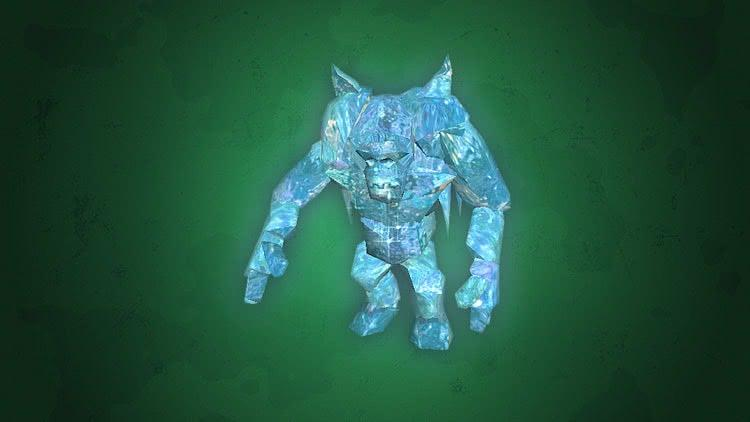 Монстры Готики 1 - Ледяной голем