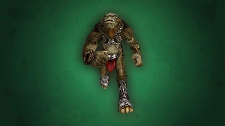 Монстры Готики 1 - Охотник орков