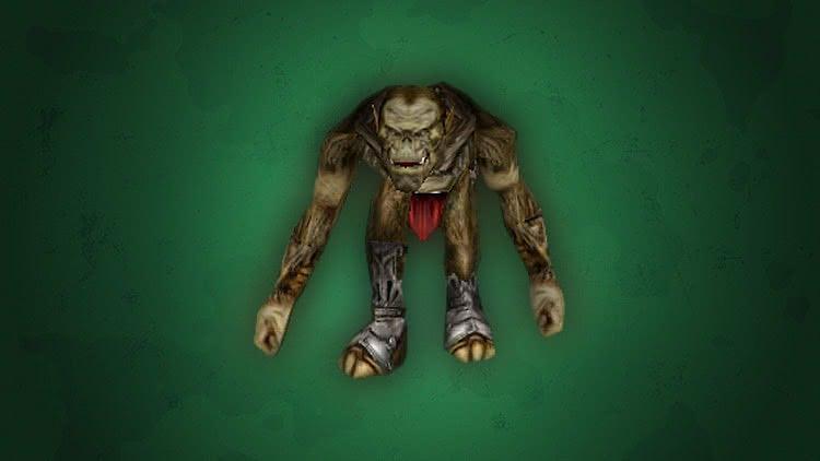 Готика 1 монстры - Разведчик орков