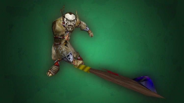 Монстры Готики 1 - Шаман орков