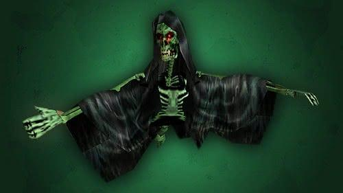 Монстры Готики 1 - Маг скелетов