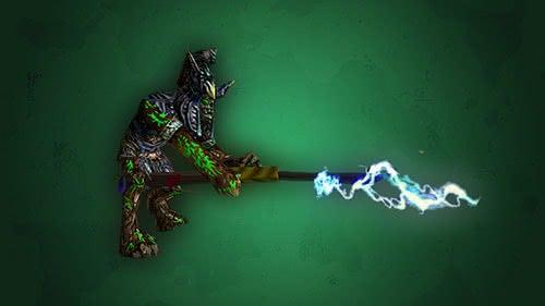 Варраг-Унхилькт (Готика 1) - монстры, нежить