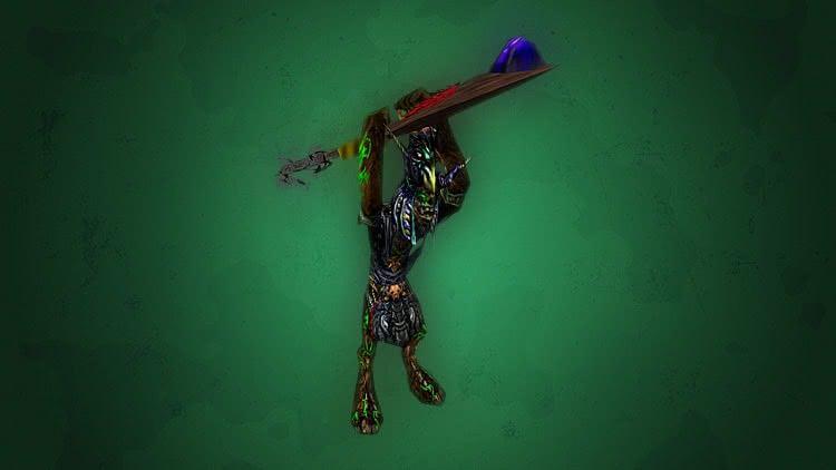 Граш-Варраг-Арушат (Готика 1) - монстры, животные, нежить