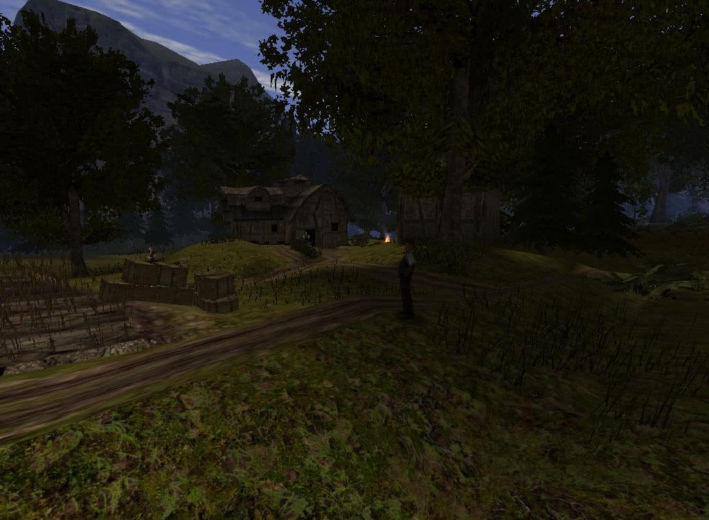 Ферма Секоба - игра Готика 2