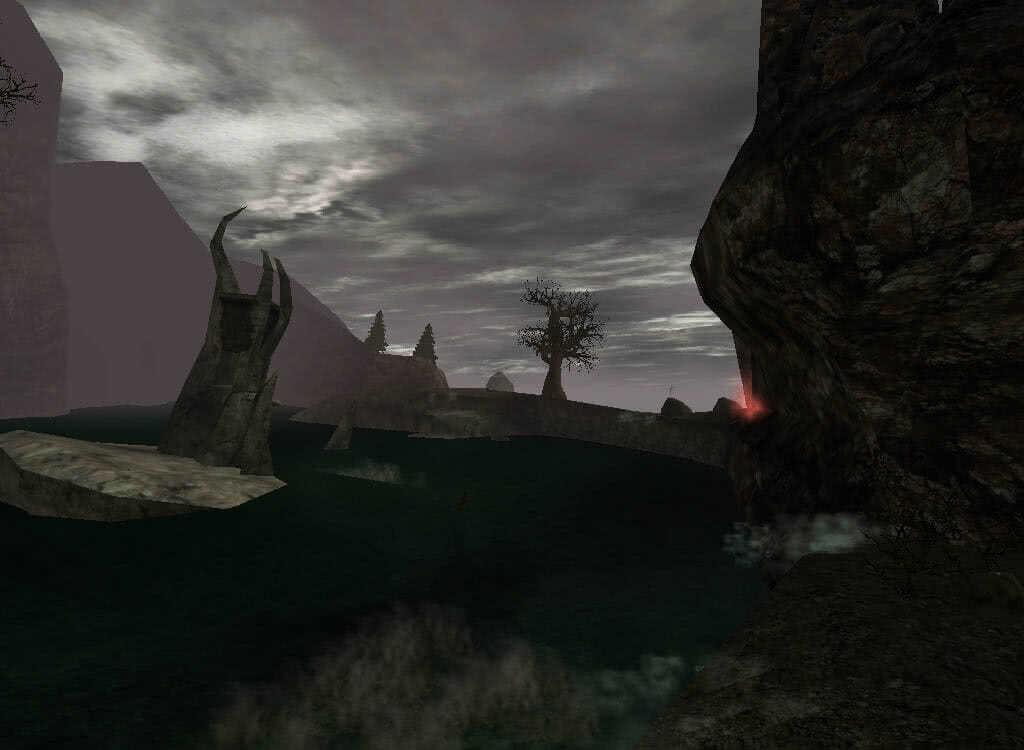 Затопленная башня Ксардаса - игра Готика 2