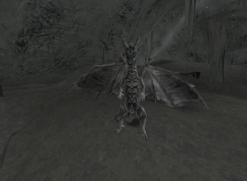 Ледяной дракон - игра Готика 2