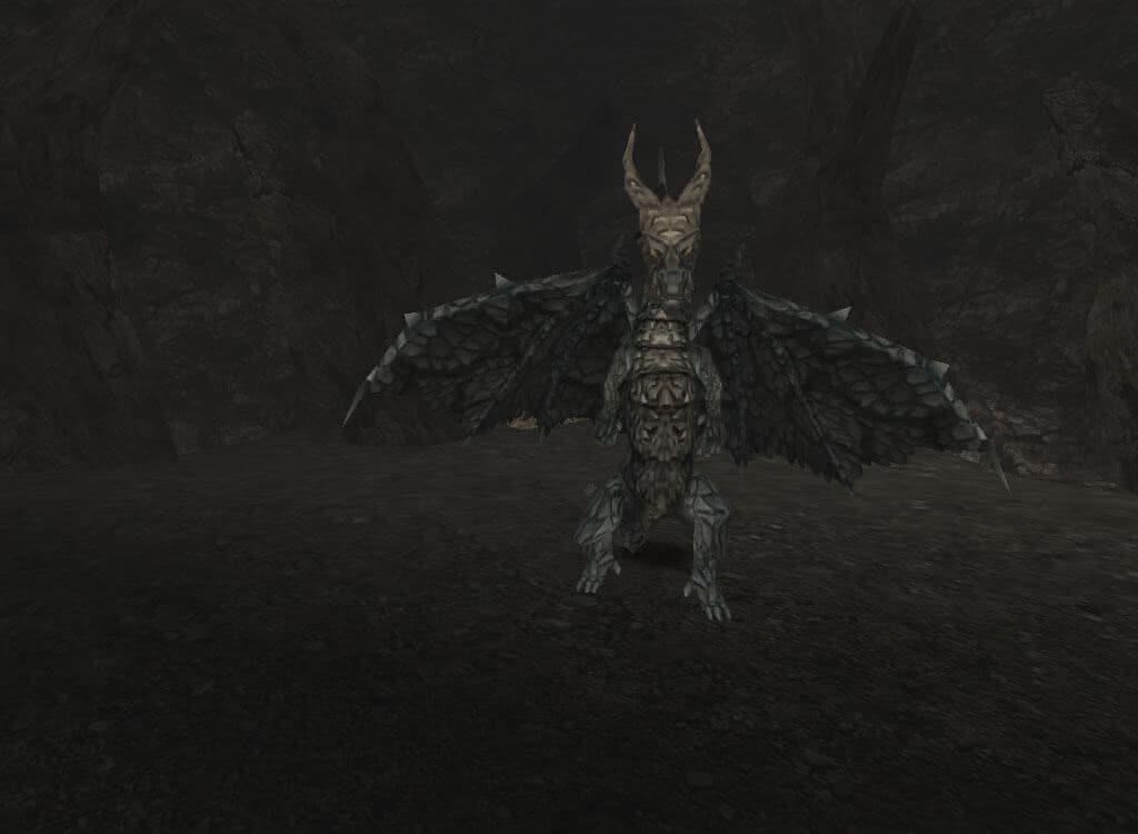 Каменный дракон - игра Готика 2