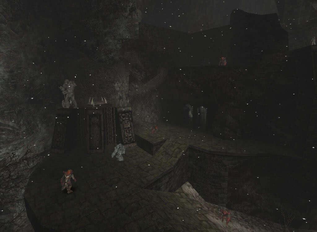 Старый форт - игра Готика 2