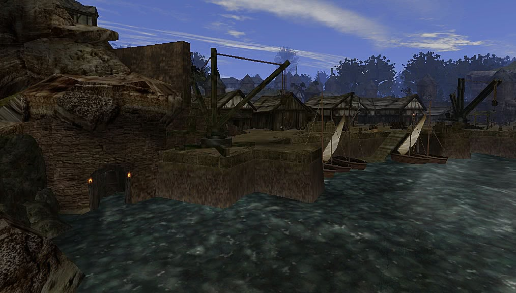Вход в канализацию Хориниса