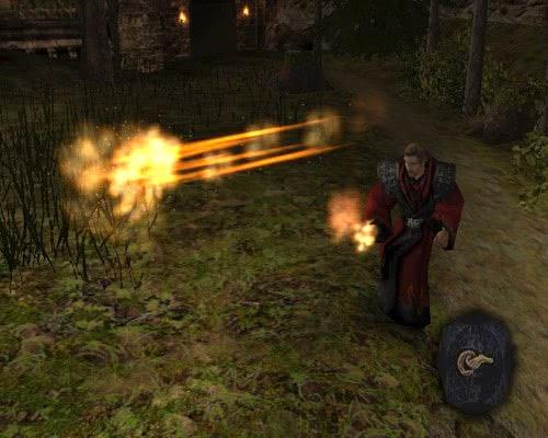 Руна Огненный шар – Готика 2