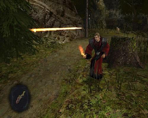 Руна Огненная стрела – Готика 2